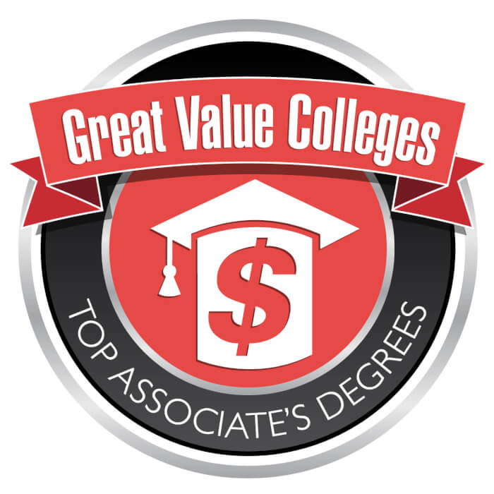 Great Value Colleges Top Associates Degrees
