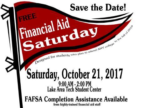 Financial Aid Saturday