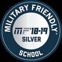 2018 2019 Military Friendly School