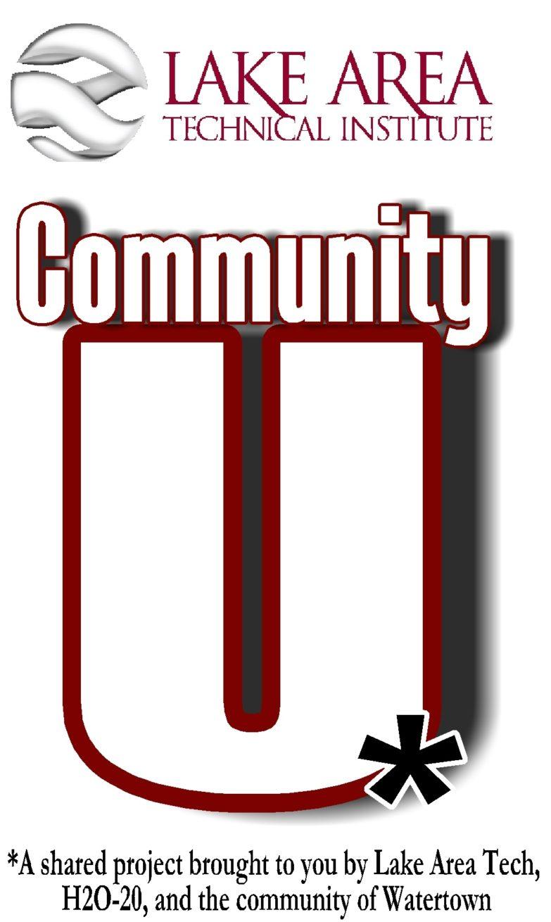 Community U Graphic