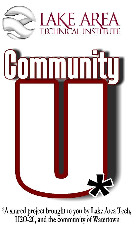 Community U Graphic Web