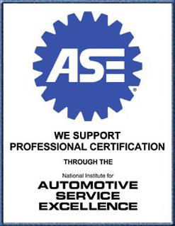Ase We Support Website Logo