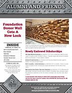 Summer Fall Newsletter 2017 Cover