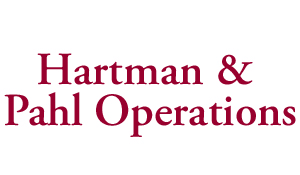 Hartman And Pahl Operations