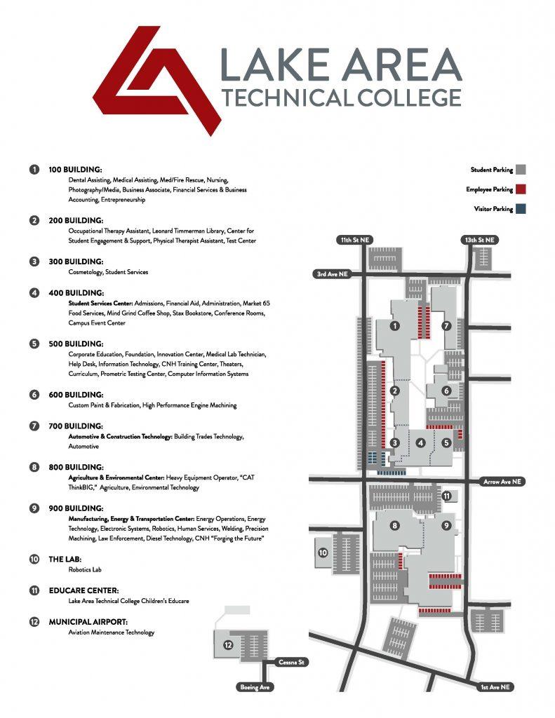 Full Campus Map 1