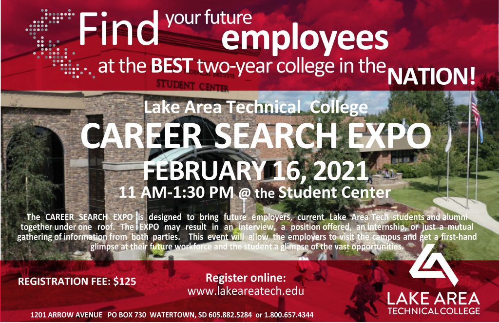 Career Search Expo 2021 Employers