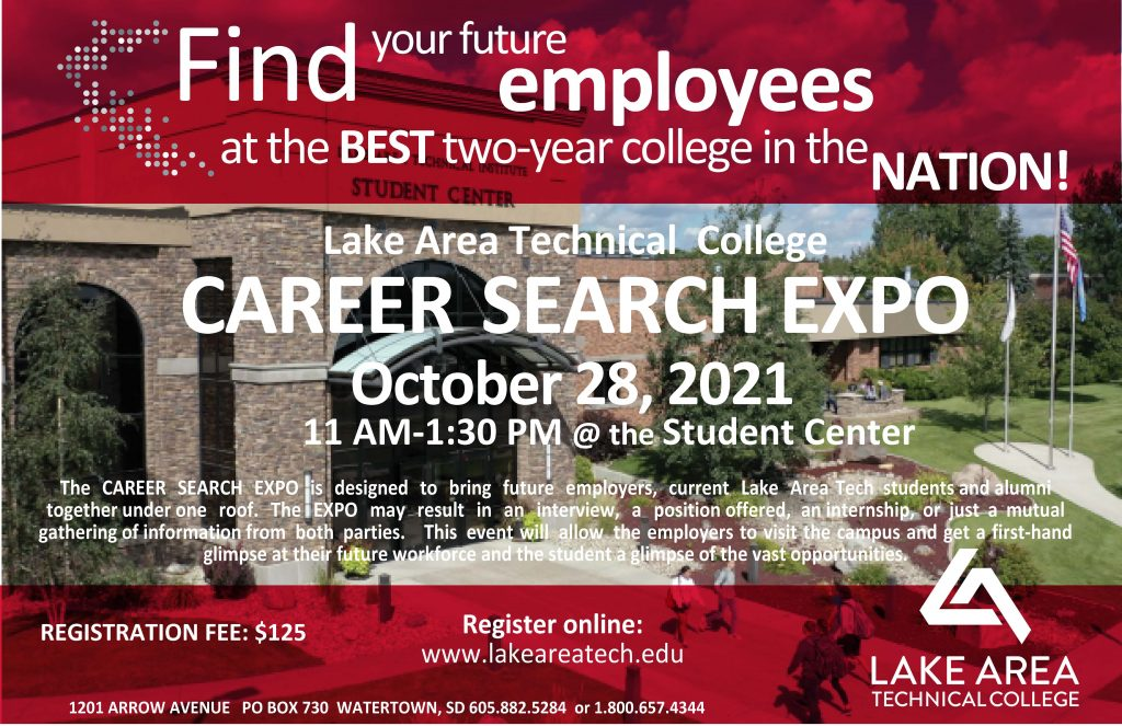 Career Search Expo 2021 Employers Fall 1