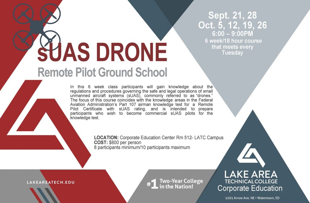 Drone Course Revised