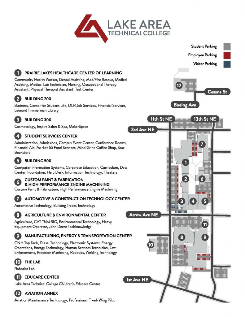 Campus Map Updated Pic