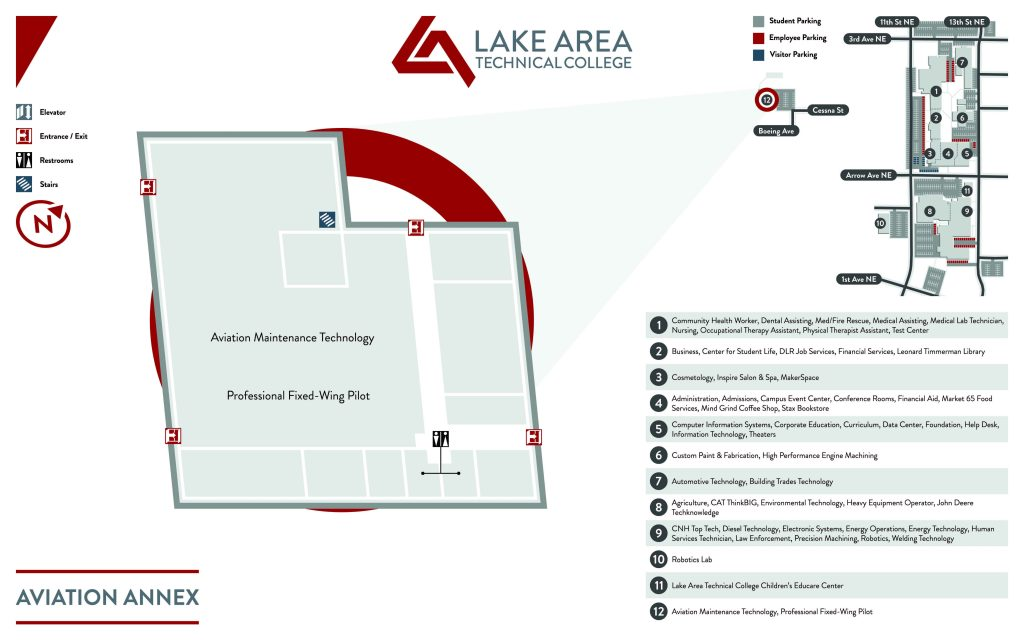 Campus Maps 1 10 Page 10