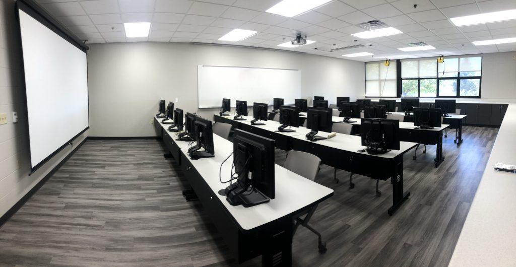 Computer Lab Pano