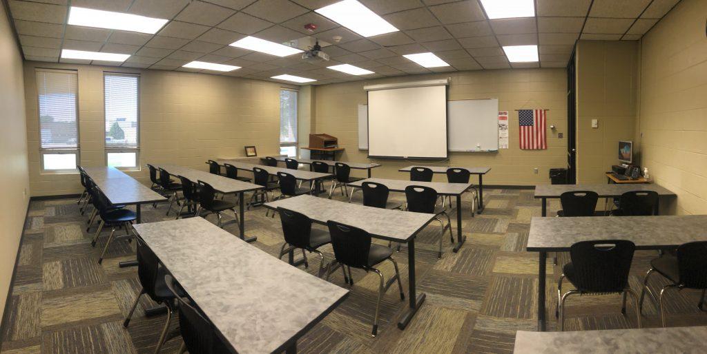 Standard Classroom Pano